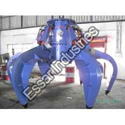 Electro Hydraulic Grab