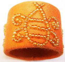 Orange Napkin Ring