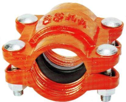 Gas Companies In Georgia >> Pipe Couplings - Shoulder Type Coupling Exporter from Kolkata