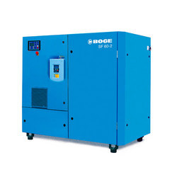 Screw Air Compressor With VFD - SF