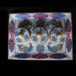 Designer Marble Trays
