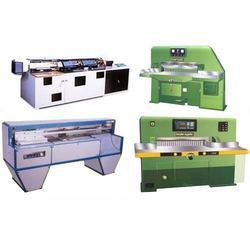 Printing and Paper Machinery
