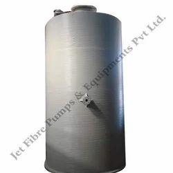 PP Spiral Storage Tank