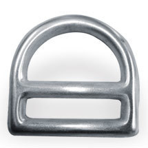 Buckle 'D' Shaped