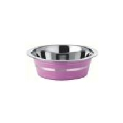 Silver Touch Pet Bowls