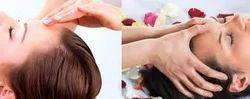 Aromatherapy Head Massage