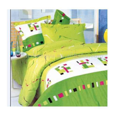 Home Textile Round Bed Sheet Set Exporter From Coimbatore