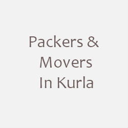 Packers & Movers Kurla