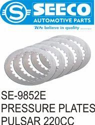 Pressure Plates