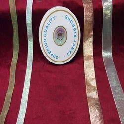 Plain Shimmery Fancy Ribbon