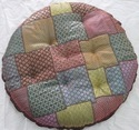 Round Decorative Floor Pillow