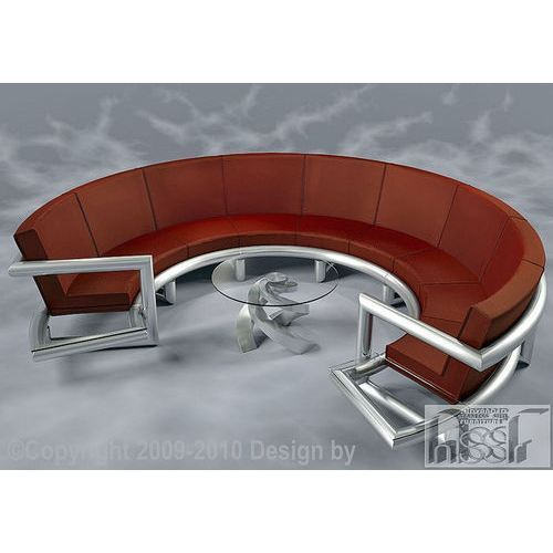 Contemporary Semi Circle Sofas