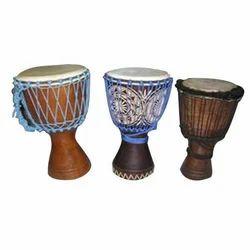 Wooden Jambee Drum