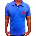 Blue Mens T-Shirt