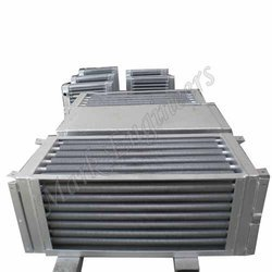 Heat Ex-changer For Textile Tumble Dryer Heater