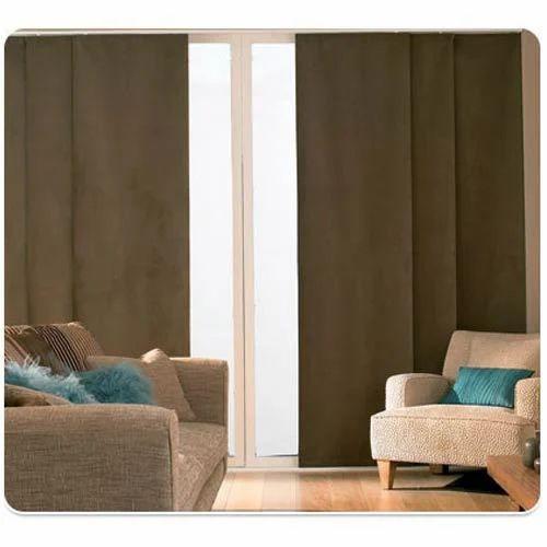 Steel Horizontal Panel Blinds