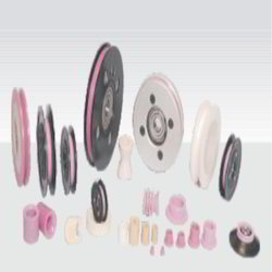 Thermal Spray Ceramic Coated Pulleys