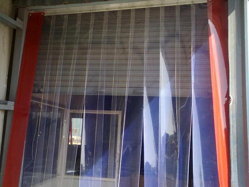 Pvc Strip Curtain Polyvinyl Chloride Strip Curtains