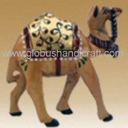 Camel Wood Crafted Items