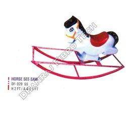 Horse See Saw