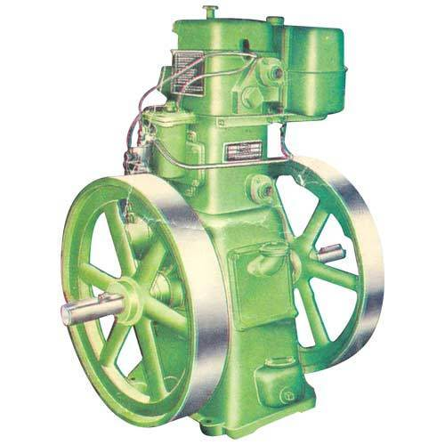 6hp To 20 Hp single or double cylinder Diesel Engine, For Agricultural, Number Of Cylinder: 1 Or 2