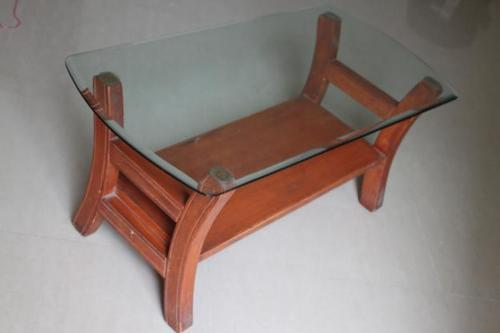 Wooden Center Table Square Center Table Manufacturer