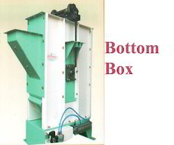 Bucket Elevator Bottom Box