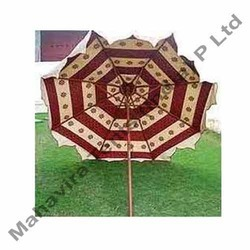 Wooden Umbrella