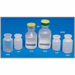 Plastic Injection Vials