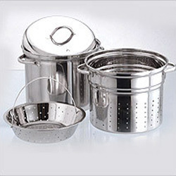 4 pcs steamer set