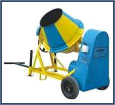 1/2 Bag Tilting Mixer