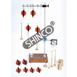 Pulley Set, Student