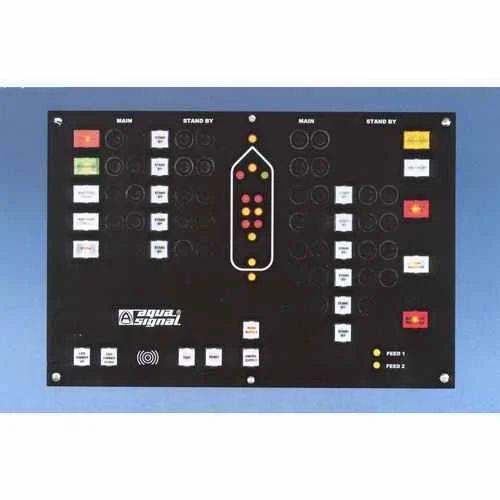 Navigation Light Control Panel Mjr Corporations