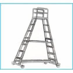 Aluminum Platform Ladders View Specifications Amp Details