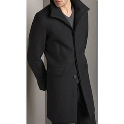 Gents Long Coat - View Specifications & Details of Long Coat by ...
