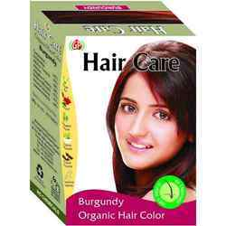 Organic Henna Hair Color Burgundy Hair Color Exporter From Faridabad