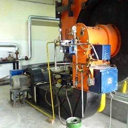 Oil Fired Boiler Burner Instrumentation