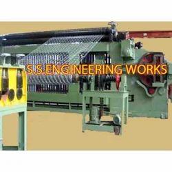 Gabion Netting Mesh Machine