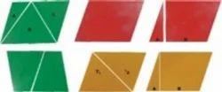 Parallelogram Kit For Mathematics