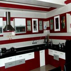 Lovely Modular Kitchen