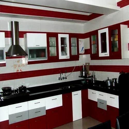 Modular Kitchen Anand Industries Manufacturer In Bhosari Pune