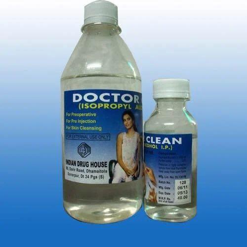 Isopropyl Alcohol (i p)