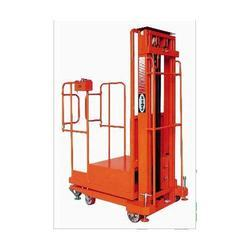 Telescopic Platform Stacker