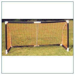 Goal Posts With Net Sleeves