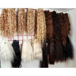 Indian Remy Single Drawn Machine Weft Hair