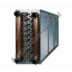 Mild Steel Finned Tube Heat Exchangers, for Food Process Industry, Oil