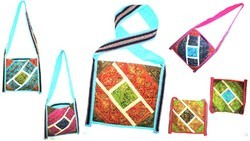 Square Shape Shoulder Bags
