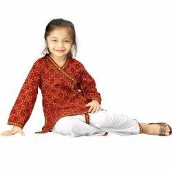 Ethnic Kids Angarakha Dhoti