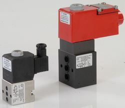 3 way Manifold Mounted Solenoid Valve