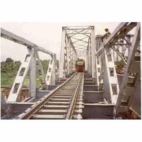 Railway Steel Bridges - View Specifications & Details of